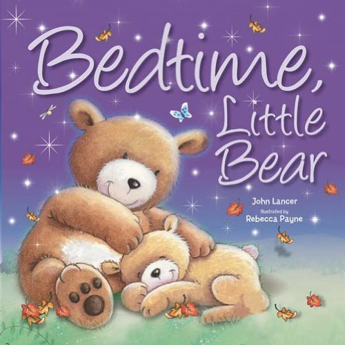 Igloo Wood - Bedtime Little Bear (Picture Flats)