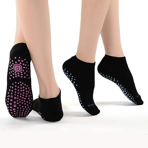 HappyTime Calcetines de Yoga Calcetines de trampolín ...