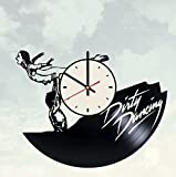 Dirty Dancing Vinyl Wall Clock Dance Unique Gifts Living Room Home Decor
