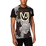 (US) Versace Jeans Mens Graphic Short Sleeves T-Shirt Black S