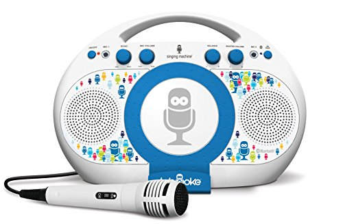 Best Review Of Singing Machine iSM398BT Tabeoke Portable Bluetooth Karaoke System