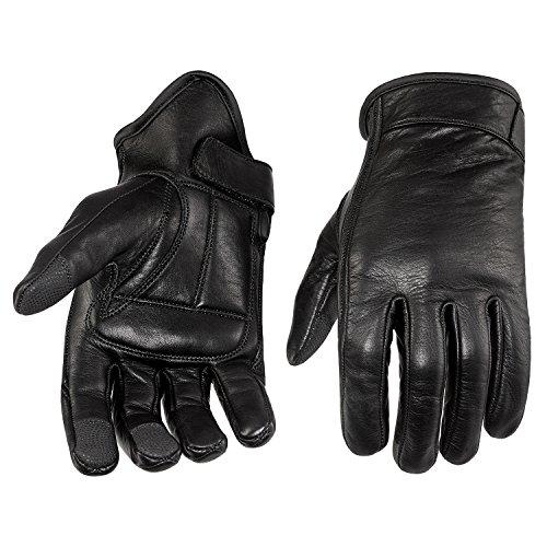 Cruiser Motorcycle Gloves - 5