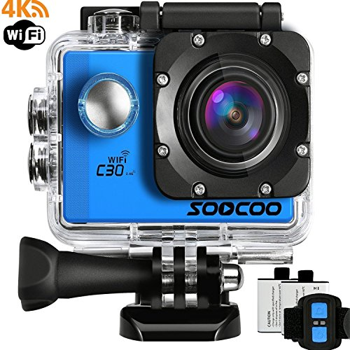 Waterproof Camera With Remote Control - 6