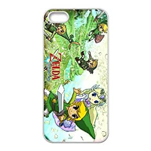 The Legend of Zelda For iPhone 5, 5S Csae protection Case DH520790