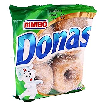 Bimbo (Donas Single Serve 4 pz)