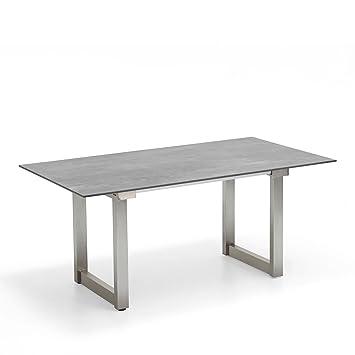 Niehoff Garden niehoff garden garden table nando g133004059 hpl concrete brushed