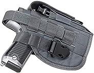 EXCELLENT ELITE SPANKER Tactical Adjustable Molle Pistol Holster Universal Pistol Holster Glock Holster for M1