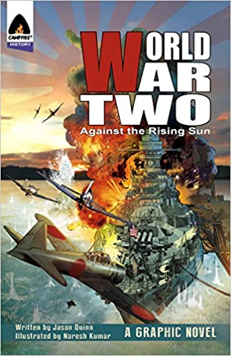 amazon world war two against the rising sun campfire graphic