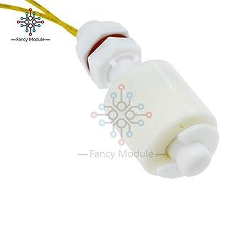 Sellify Sensor de nivel de lÃquido del agua Interruptor de flotador horizontal del interruptor de flotador