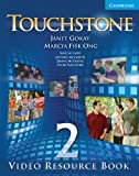 Touchstone Level 2 Video Resource Book, Angela Blackwell and Janet Gokay, 0521712009