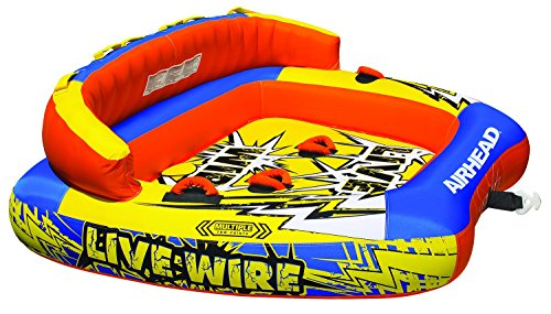 Airhead LIVE WIRE 3 Towable Tube