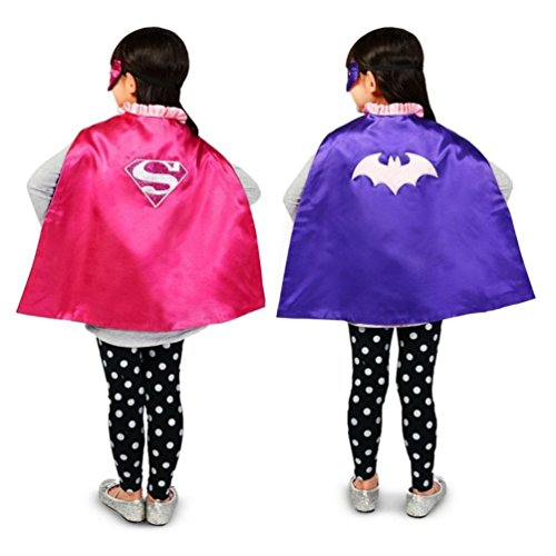Imagine by Rubies My Super Best Friends 2-in-1 Reversible Cape