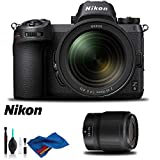 Nikon Z 6 Mirrorless Digital Camera with 24-70mm Lens and 50mm f/1.8 S Lens Kit (International Model)