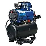 (Ship from USA) NEW Paasche D3000R 1/8hp Compressor w/Tank & Regulator D3000R NIB
