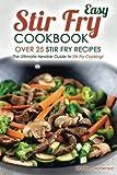 Best Martha Stephenson Easy Cookbooks - Easy Stir Fry Cookbook - Over 25 Stir Review
