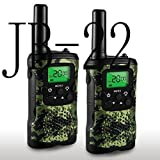 Walkie Talkies Kids, 22 Channel 2 Way Radio 3 Mile Long Range Kids