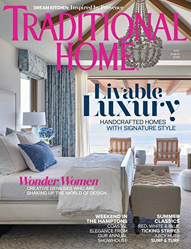 Magazine Home English - Traditional Home