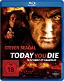 Today You Die [Alemania] [Blu-ray]