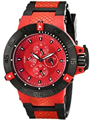 Invicta Mens 17120 Subaqua Analog Display Japanese Quartz Black Watch