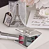 60 Eiffel Tower Design Mirror Compacts by Fashioncraft