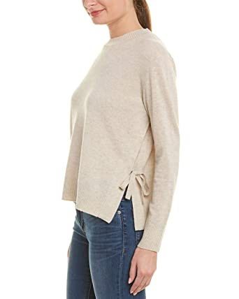 271f1f35f8 Amazon.com  Vince Womens Side-Tie Cashmere Sweater