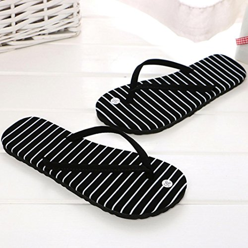 Fheaven Women Sandals Summer Casual Flip Flops Sandals Shoes Slipper indoor & outdoor Flip-flops B Jk79rBHnU