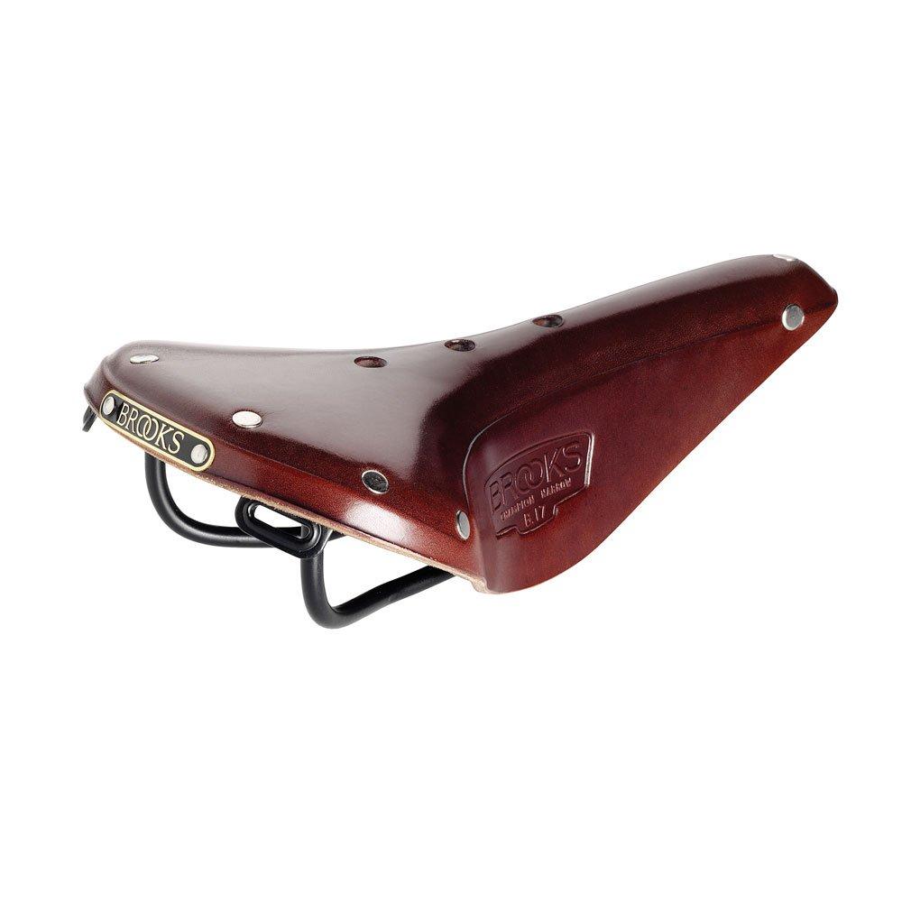 BROOKS(ブルックス) 自転車レザーサドル B17ナロークラシック NARROW CLASSIC 伝統のスポーツモデル 【日本正規品/2年間保証】 B01MR396QGアンティークブラウン