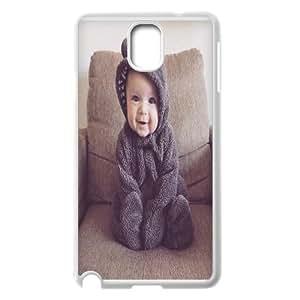 DIY Samsung Galaxy Note 3 N9000 Case, Zyoux Custom High Qualtiy Samsung Galaxy Note 3 N9000 Shell Case - Baby