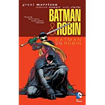 Batman & Robin: Batman vs. Robin