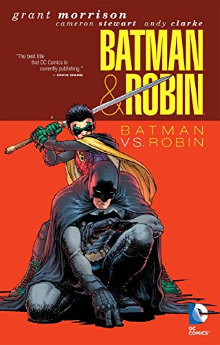 Batman & Robin Vol. 2 Batman vs. Robin (Batman And Robin Vol 2 Batman Vs Robin)