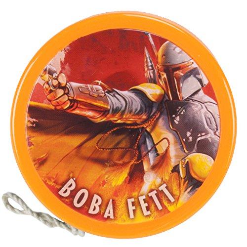 (Yomega Star Wars Alpha Wing Fixed Axle Yo-Yo – Action Boba Fett)