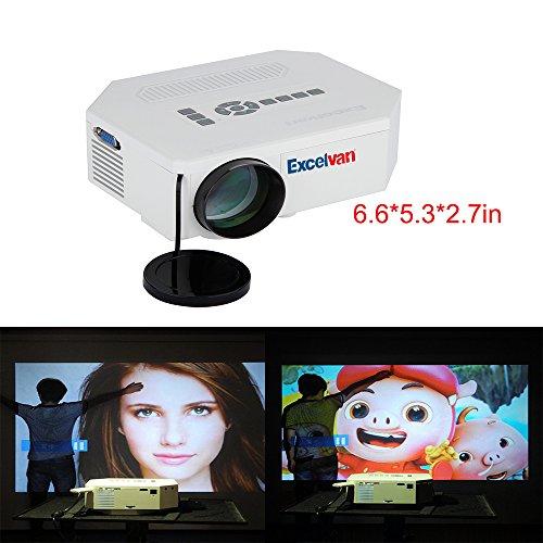 (Taotaole Multi-media 150 Lumens Portable LED Projection Micro)
