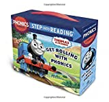 img - for Get Rolling with Phonics (Thomas & Friends) (Step into Reading) book / textbook / text book