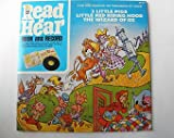 Peter Pan Read n Hear - 3 Little Pigs/Little Red Riding Hood/The Wizard of Oz