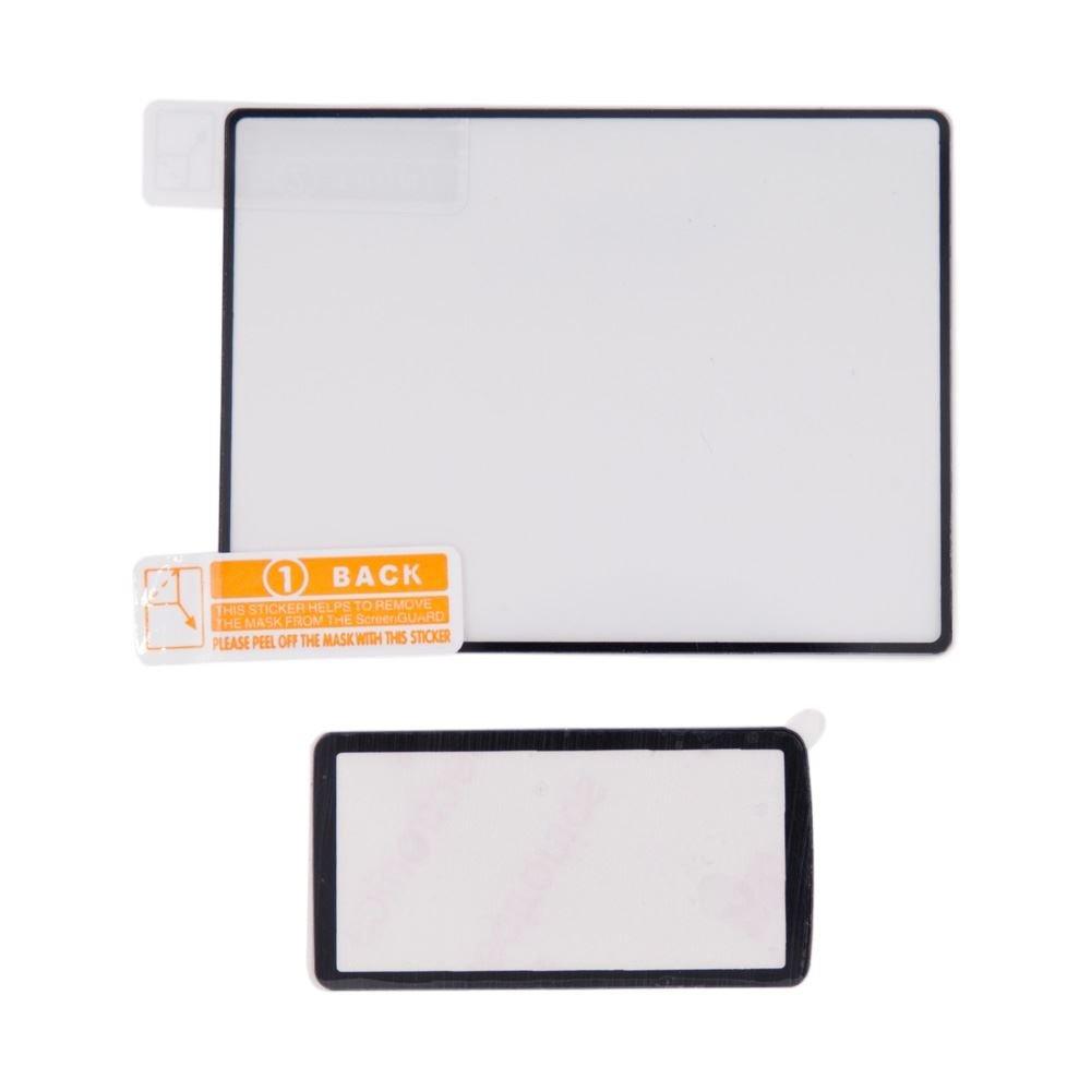 UKHP - Protector de Pantalla para Olympus Pen-F, 0,3 mm, con Pantalla LCD de Cristal Templado, Transparente