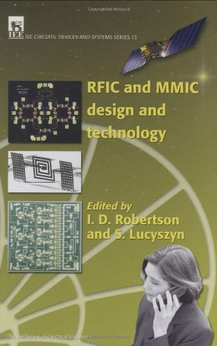 RFIC and MMIC Design and Technology (Circuits, Devices and Systems) (2001-12-01)