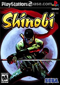 Shinobi Ps2 Pt-Esp: Amazon.es: Videojuegos