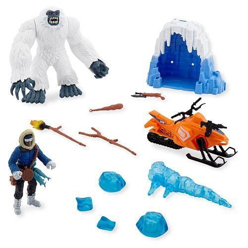 Animal Planet Yeti Play Set -