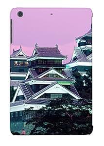 New Style Tpu Mini/mini 2 Protective Case Cover/ Ipad Mini/mini 2 Case - Castles Tower Arhitecture Castle Fortres World Building Tample