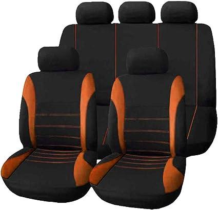 Fundas para asientos gris delantero ele hyundai i10