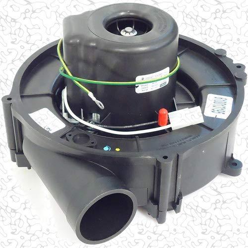 Furnace Draft Inducer Motor For Heil Tempstar Comfortmaker Arcoair 1172823 1014338 HQ1014338FA by Rotom