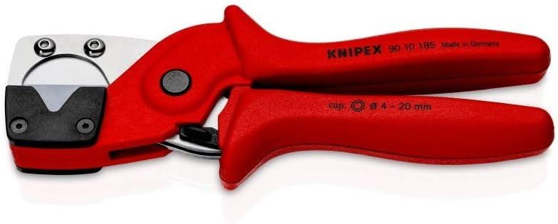 Produkt auf SB-Karte//im Blister 90 31 02 BK Knipex TubiX Rohrabschneider 180 mm