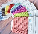Reusable Crochet Coffee Cup Cozy, Eco-Friendly Gift