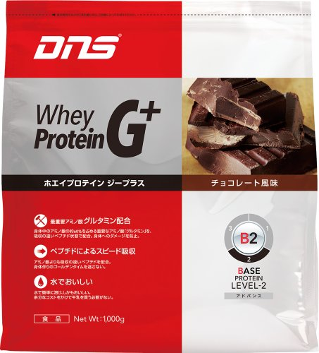 DNS Whey Protein G+ 1kg chocolate