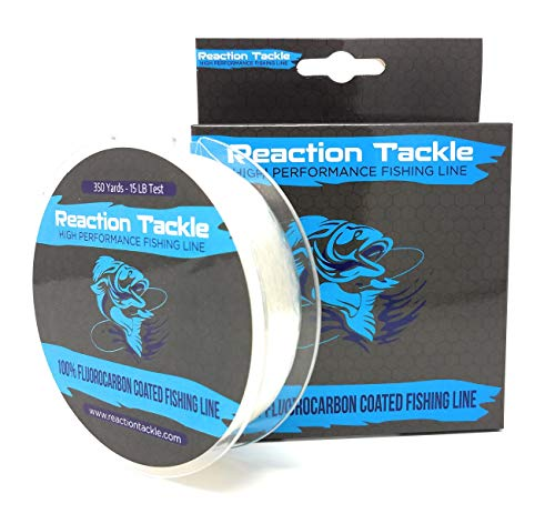 (Reaction Tackle Fluoro Coated 30LB 350 Yd)