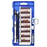 Oria Precision Screwdriver Set, 60 in 1 S2 steel Repair Tool Kit for iPhone 7 and all Electronics Devices