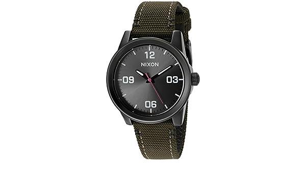 Los Watch G A9641462Amazon esRelojes Hombres Nixon iReloj De Xn8P0wkO