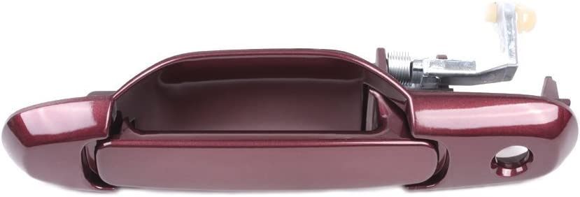 FOR 98-03 SIENNA DRIVER FRONT /& SLIDING 3M6 NAPA BURGUNDY PEARL