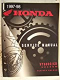 1997-98 Honda Service Manual Vt600c/cd Shadow Vlx/vlx Deluxe