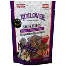 Rollover OMEGA 3 Enriched Mini Bites For Dogs 100 gm